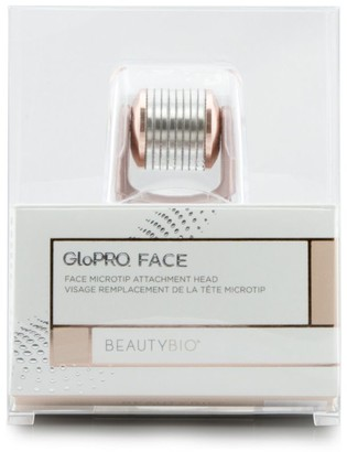 BeautyBio GloPRO Rose Gold Face MicroTipTM Attachment Head