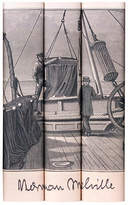 Set of 3 Melville Engraving Book Collection - Juniper Books