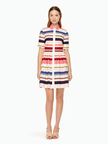 Kate Spade Berber stripe shirtdress