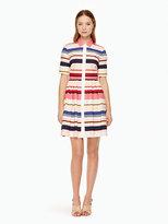 Kate Spade Berber stripe shirtdress