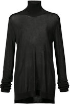 Simone Rocha turtleneck sheer top