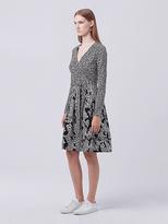 Diane von Furstenberg Jewel Two Wrap Dress