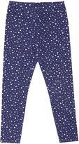 Benetton Girls All Over Star Print Leggings