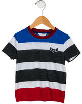 Little Marc Jacobs Boys' Striped Crew Neck Shirt