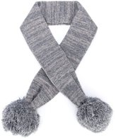 Stella McCartney 'Elvira' scarf - kids - Polyamide/Cashmere/Wool/Metallic Fibre - 14 cm