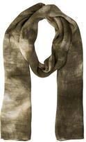 Michael Kors Linen & Bamboo Scarf