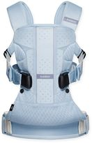 BABYBJÖRN Baby Carrier One Air in Ice Blue Fish Mesh