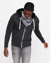 Express fleece full zip hoodie