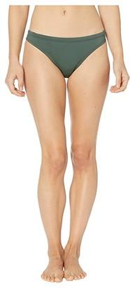 Nike Essential Bikini Bottoms (Black) Women's Swimwear
