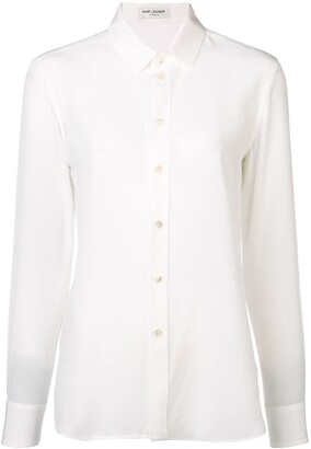 Saint Laurent Classic Collar Shirt