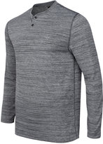 Greg Norman For Tasso Elba Men's Performance Space-Dyed Henley, Only at Macy's