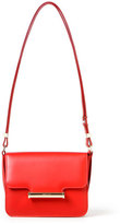 Jason Wu Diane Mini Saddle Crossbody Bag, Red