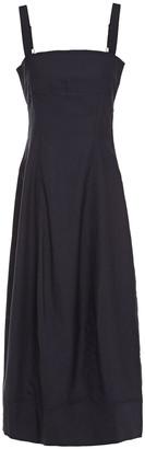 LVIR Wool Midi Dress
