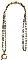 Balenciaga Crystal-embellished necklace