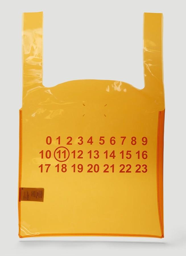 Thumbnail for your product : Maison Margiela Monoprix Shopper Bag