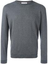 Brunello Cucinelli striped sweatshirt - men - Cotton - 48