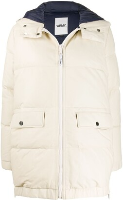 Yves Salomon Short Puffer Jacket