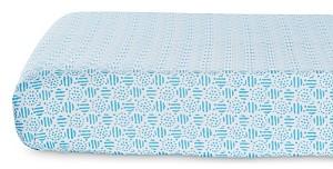 John Robshaw Yata Organic Cotton Crib Sheet