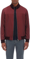 Isaia MEN'S REVERSIBLE BOMBER JACKET
