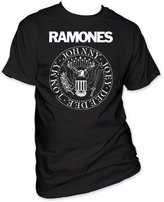 Impact Men's Ramones Presidential Seal T-Shirt