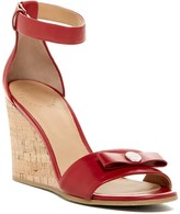 Marc by Marc Jacobs Bow Wedge Sandal