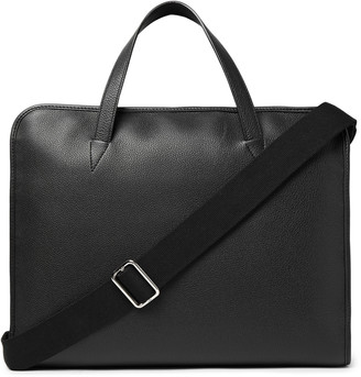 Connolly Full-Grain Leather Briefcase