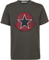 Moncler star logo print T-shirt - men - Cotton - M