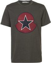 Moncler star logo print T-shirt
