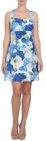 CeCe Women's Fit & Flare Dress