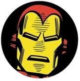 Christian Dior C&D Iron Man Head - Marvel Comics - Pinback Button