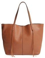 Rebecca Minkoff Medium Leather Tote - Brown