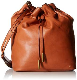 Elliott Lucca Marion Medium Drawstring Bucket Bag