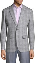 Bonobos Emmetex Plaid Wool Jacket