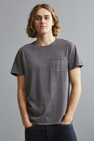 Urban Outfitters Standard Fit Sun Faded Pocket Tee