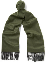 Begg & Co - Two-Tone Cashmere Scarf