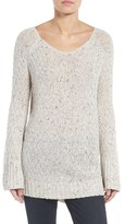 Hinge Slouchy Tunic Sweater