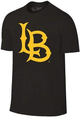 New Agenda Men Long Beach State 49ers Big Logo T-Shirt