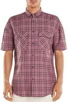 Zanerobe Rugger Plaid Regular Fit Button-Down Shirt