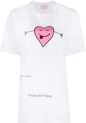 Natasha Zinko Her Valentines T-shirt