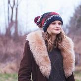 Muk Luks Women's Winter Lodge Slouch Beanie