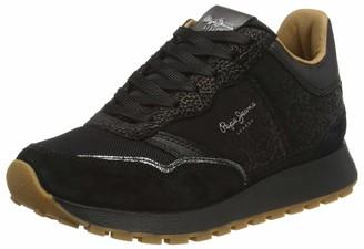 Pepe Jeans London Women's Dean NASS Sneaker