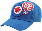 DSQUARED2 Cotton Baseball Cap
