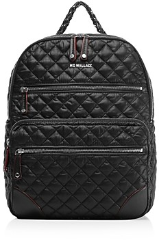MZ Wallace Crosby Travel Backpack