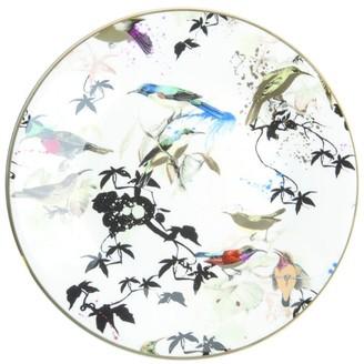 Roberto Cavalli Home Garden Birds Dessert Plate (21Cm)
