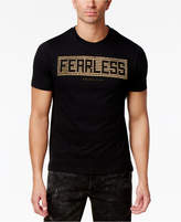 Sean John Men's Big & Tall Fearless Studded T-Shirt