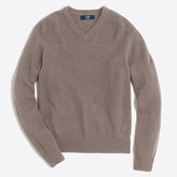 J.Crew Factory Lambswool V-neck sweater