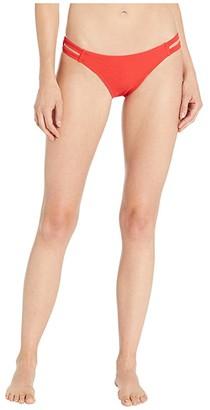 Billabong Tanlines Tropic Bikini Bottom (Fuego) Women's Swimwear