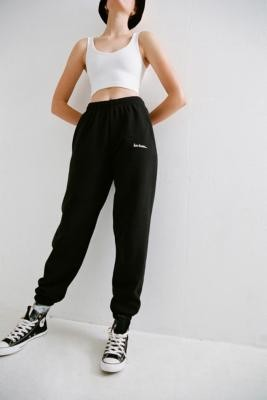Iets Frans... iets frans. Black Joggers - Black XS at Urban Outfitters