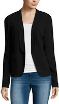 Decree Shawl Collar Blazer - Juniors