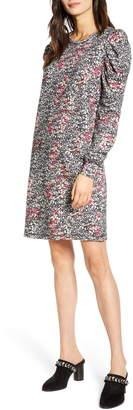 Rebecca Minkoff Janine Long Sleeve Shift Dress